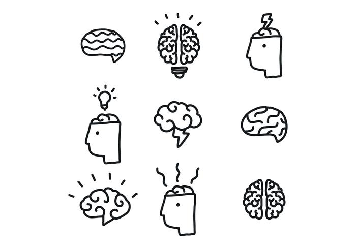 Creative Mind Vectors