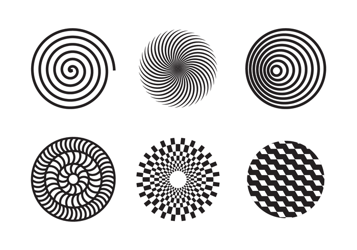 Hypnosis Pattern Vector