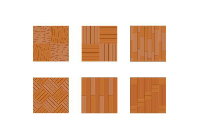 Free Unique Floor Materials Vectors