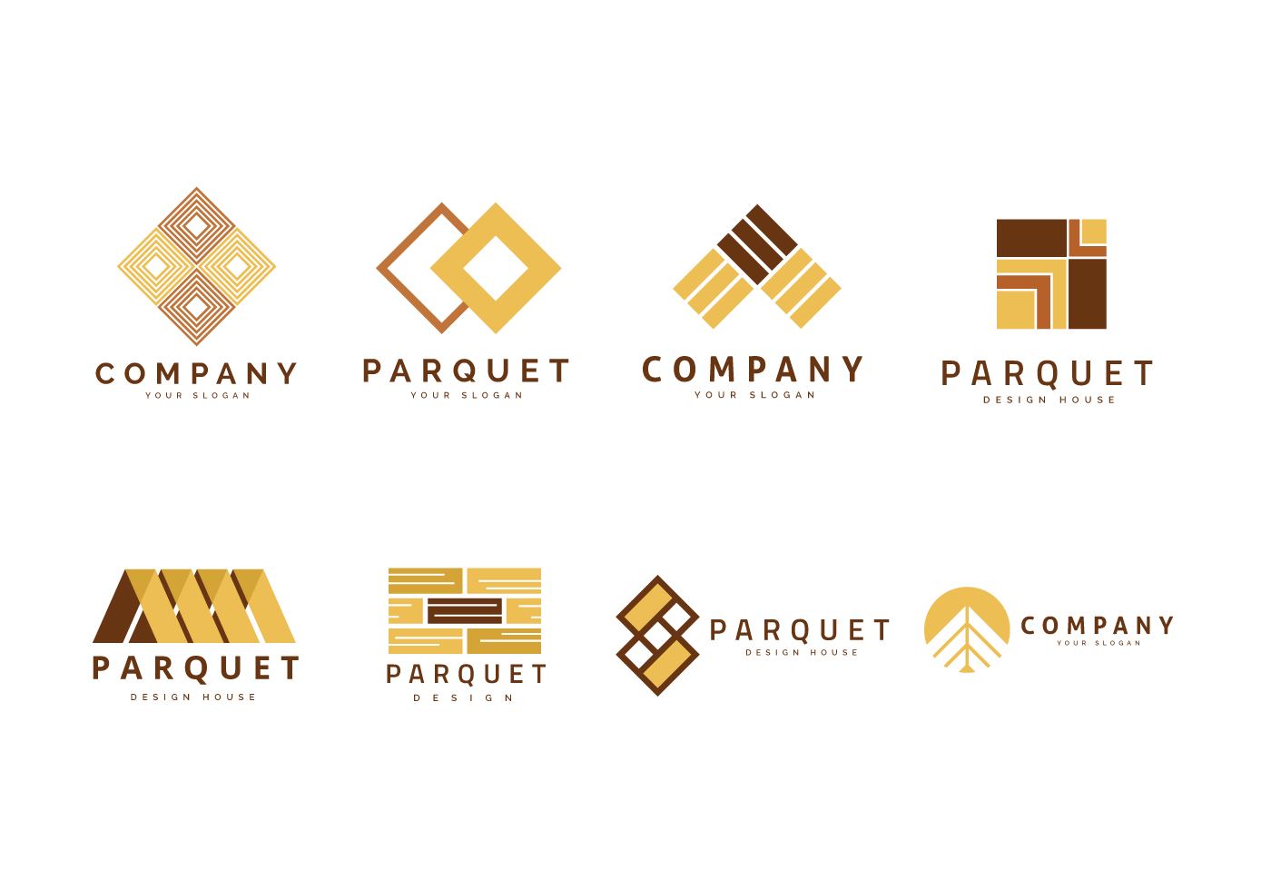 floor and decor logo logo for parquet laminate and flooring vector collection download free vectors clipart 9774