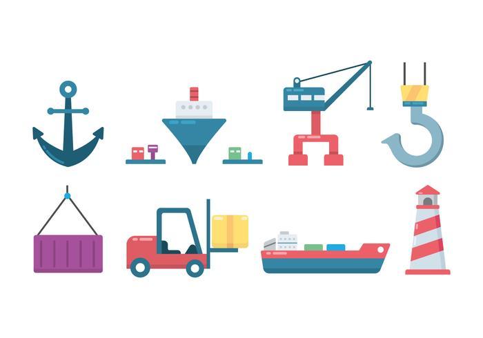 skepps- och hamnikon