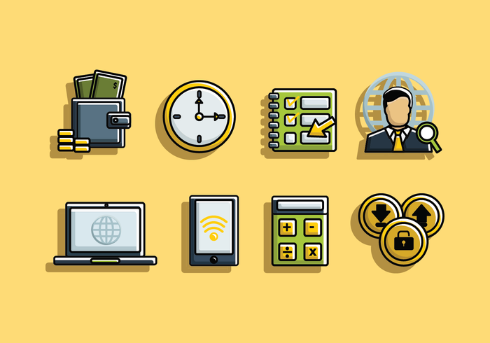 Free CPA Icon Vector