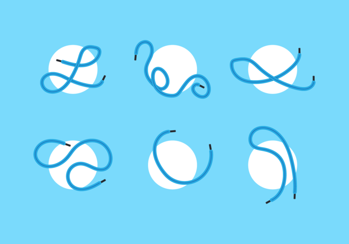 Shoestring Free Vector Icon Pack