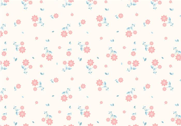 Free Ditsy Print Pattern Vectors