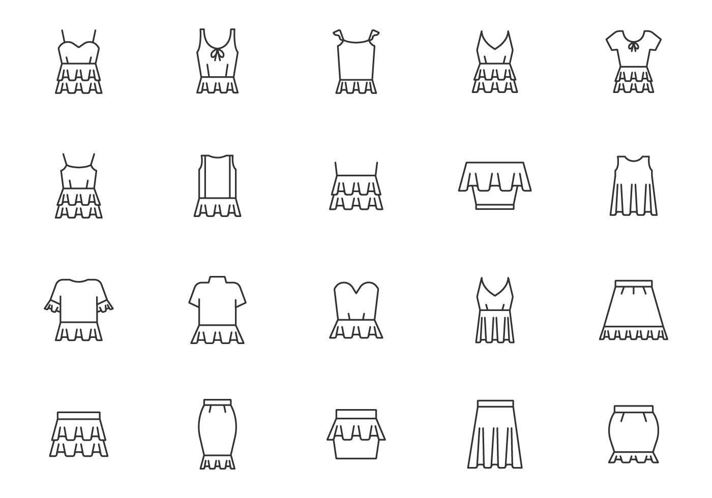 衣服 icon 免費下載 | 天天瘋後製