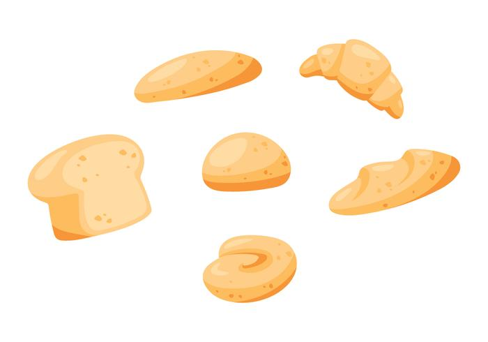 Brioche Vector Set