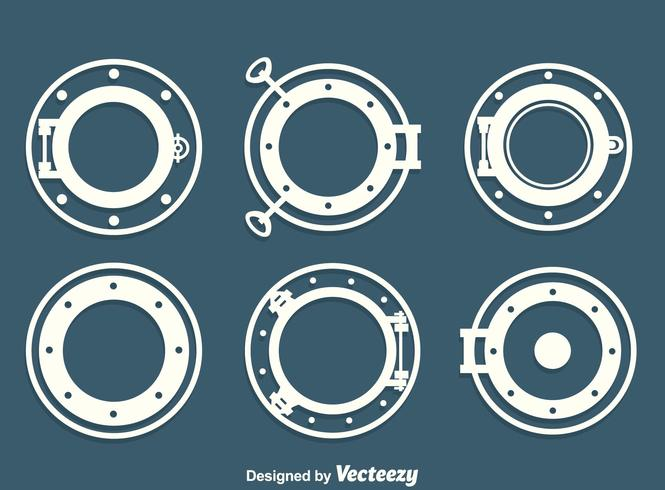 Porthole Collection Vector