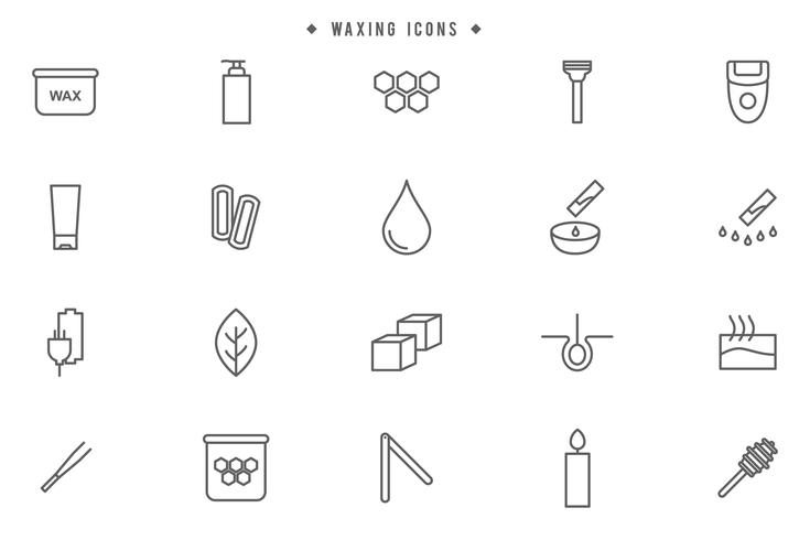 Free Waxing Vectors