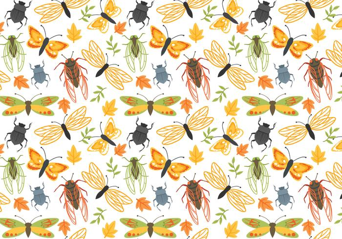 Free Nature Pattern Vectors