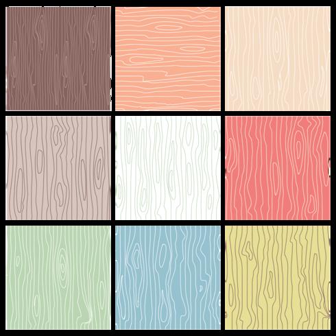 Woodgrain Texture Pattern