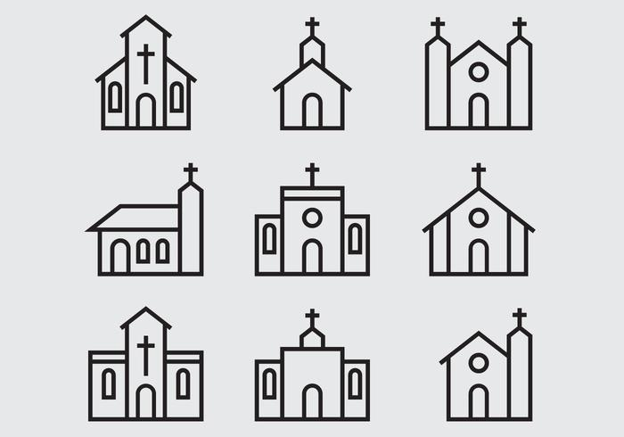 Kerk en Abdij Icon