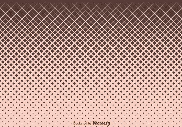 Vector Abstracte Halftone Achtergrond