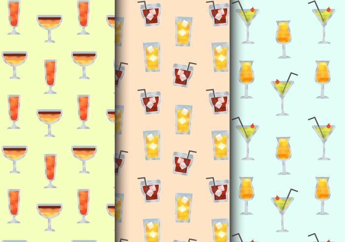 Modèles de cocktails Cocktail sans soudure