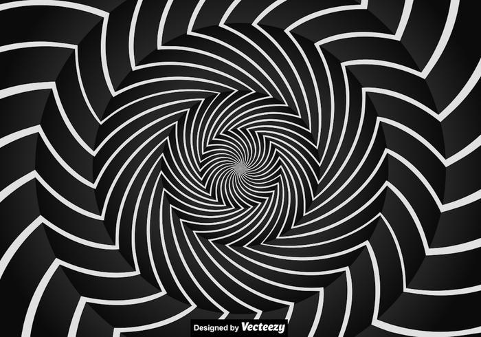 Vektor-Hypnose-Hintergrund