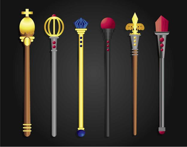 Scepter vector set