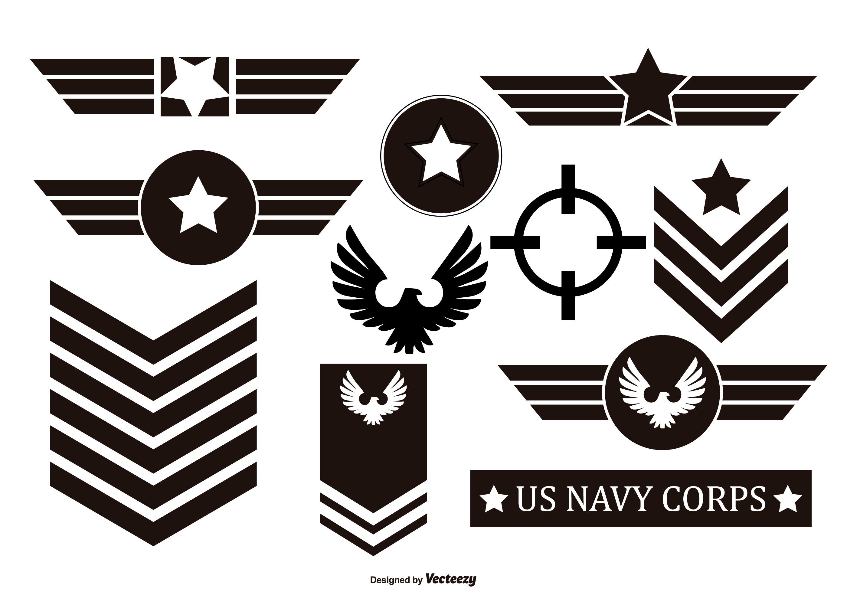 emblems free vector art 15505 free downloads
