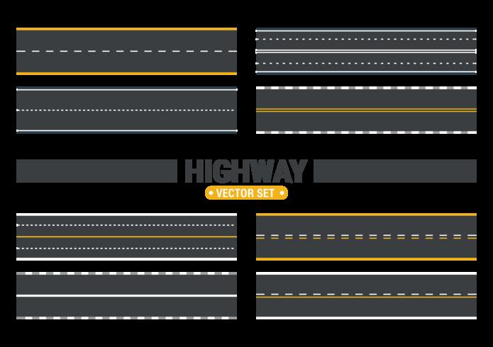 motorvägsvektorer