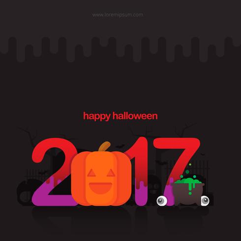 Glad Halloween 2017