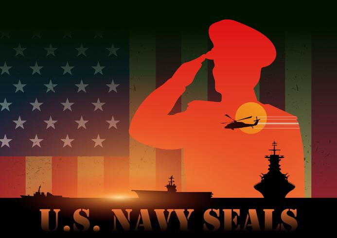Navy Seals Vector