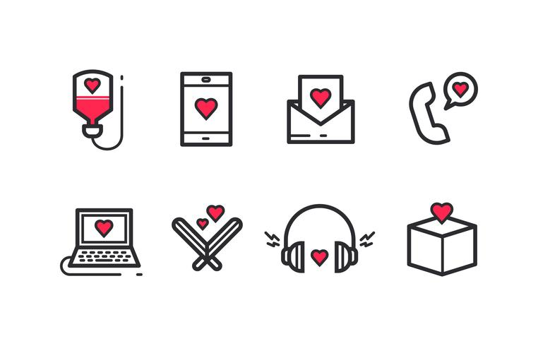 Full of Love and Kindness Icon Pack