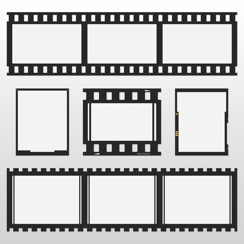 Raccolta di foto negative