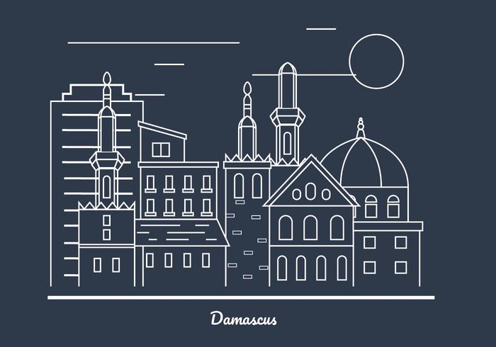 Dmascus Vector Design
