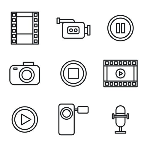 Film-, fotografi- och radioviktorer