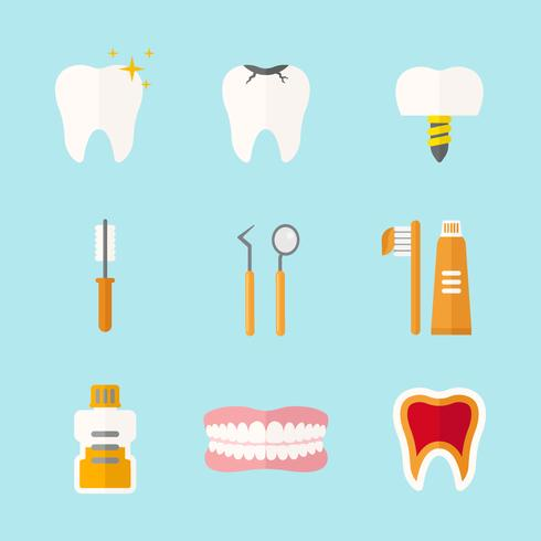 Free Teeth Vector Icons