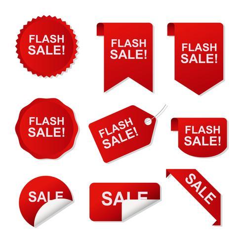 Precio flash sticker vector descargue gr ficos y for Precio logo