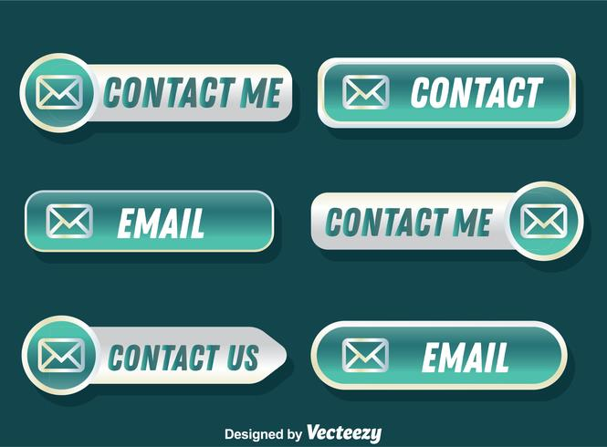 Contact Me Button Vector
