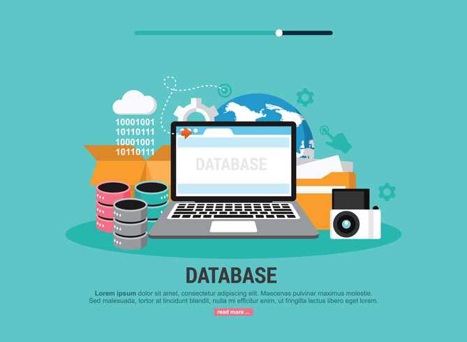 Data Base Illustration