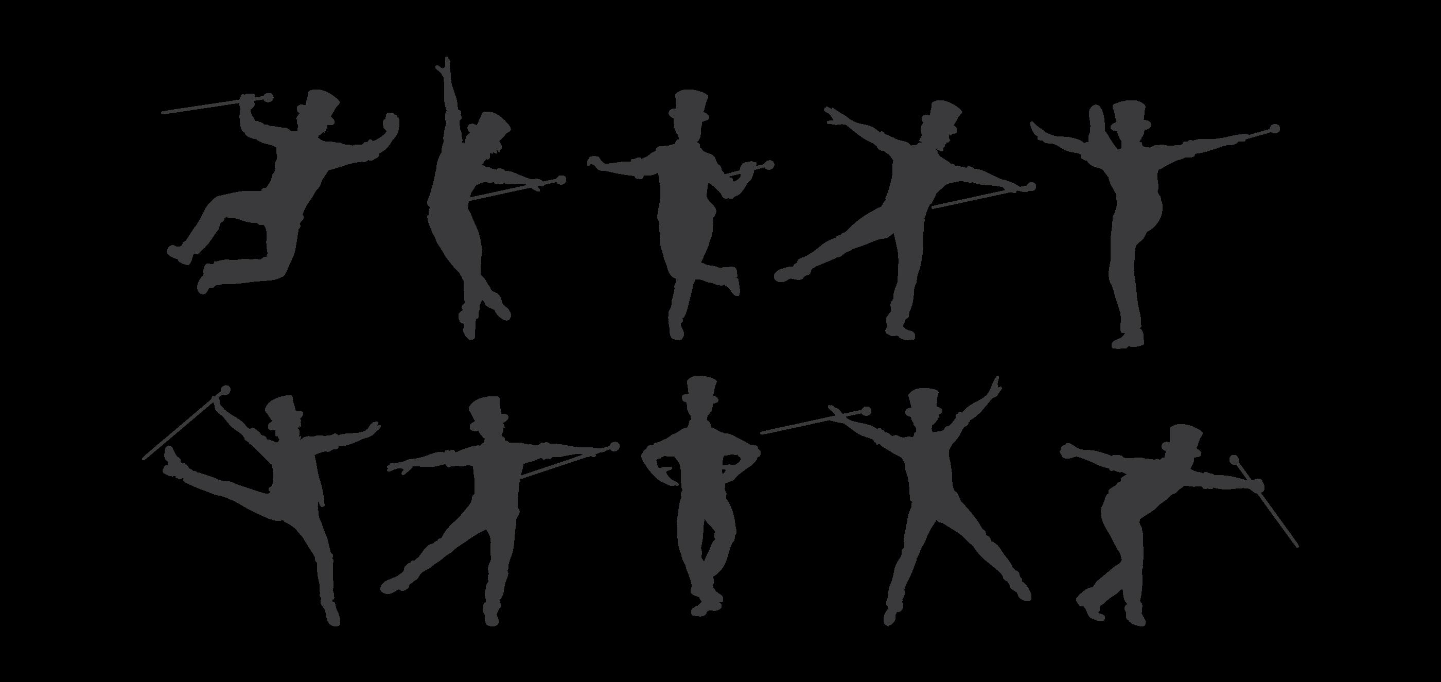 tap dance silhouettes vector download free vector art ballet dancer clipart images ballet dancer clip art color