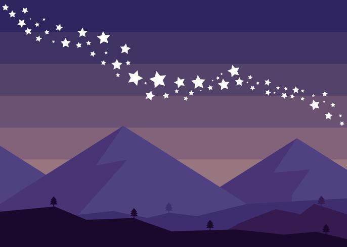 Free Outstanding Star Dust Vectors
