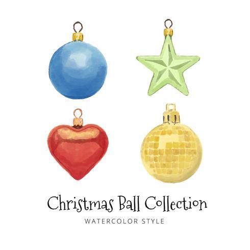 Kerstballen-collectie