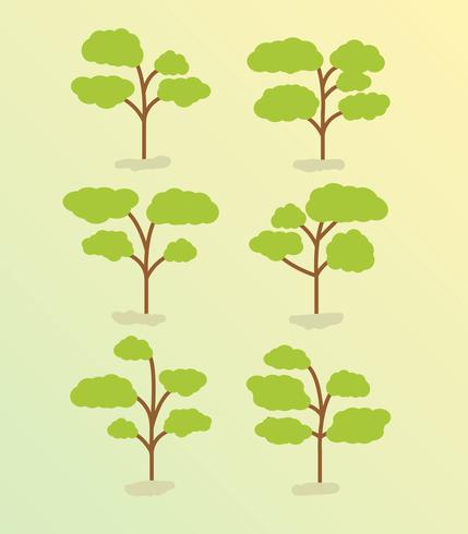 Gratis Gum Tree Vector