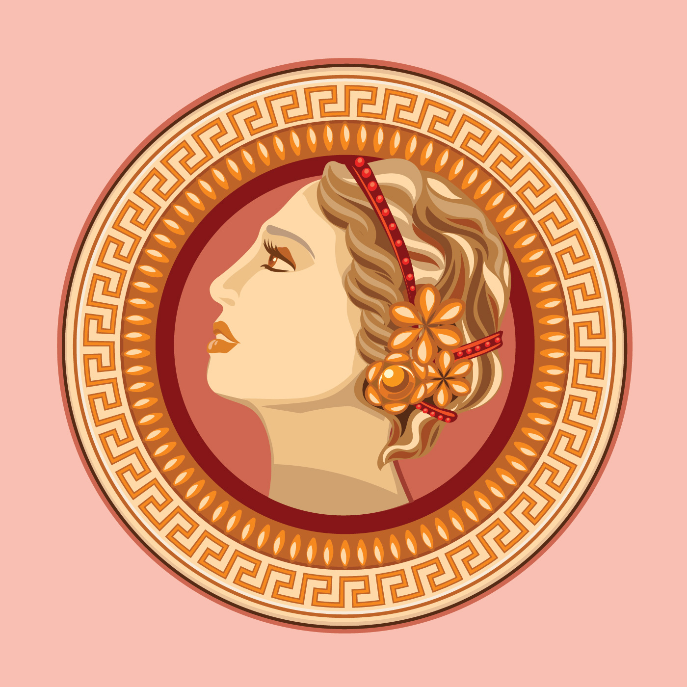 Картинки символ богини венеры