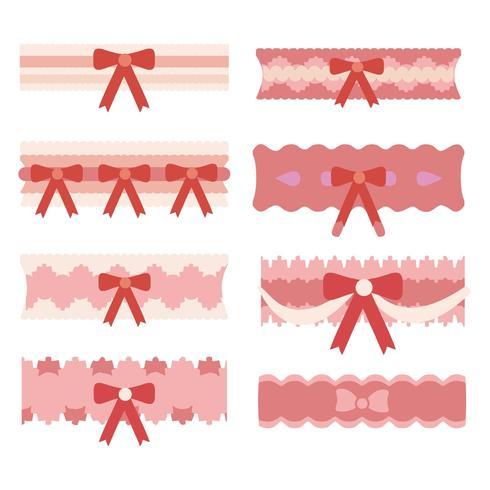 vetor de liga-de-rosa rosa grátis