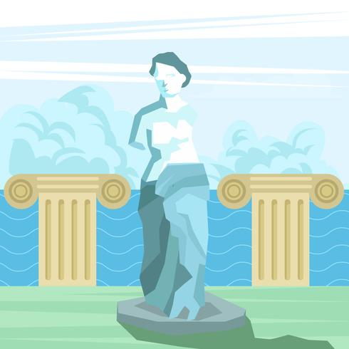 Greek Goddess Aphrodite Statue