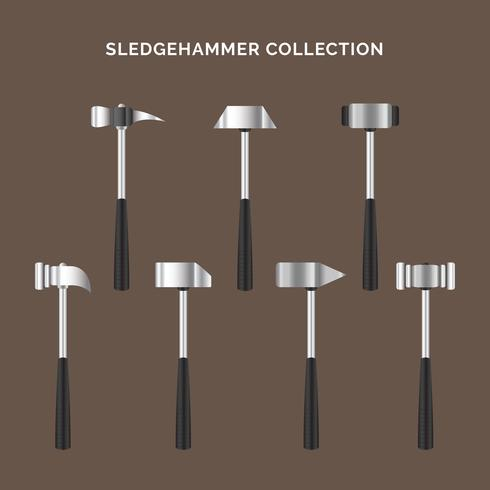 Sledgehammer Collection Set