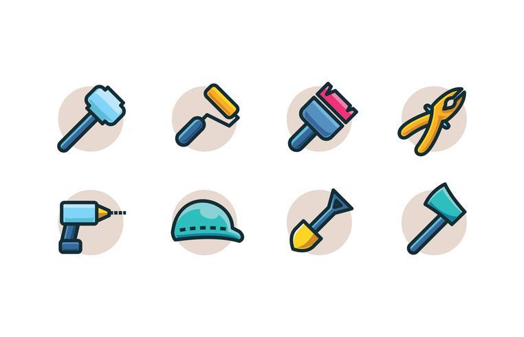 Verktyg Icon Pack