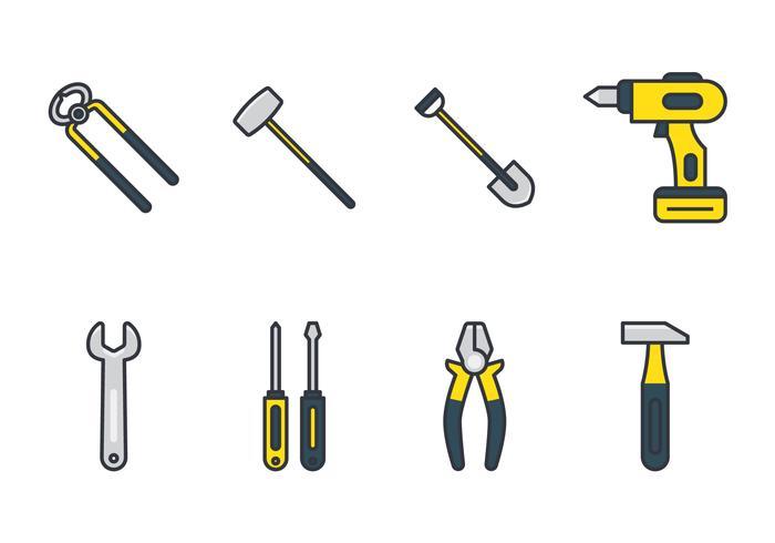Jogo de ferramentas de artesão