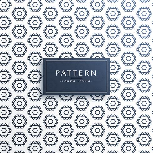 abstract geometric pattern vector background