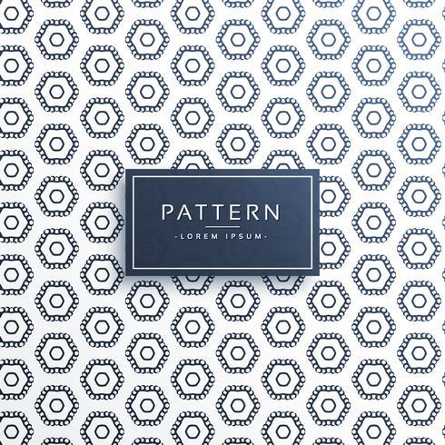 abstrakt geometrisk mönster vektor bakgrund