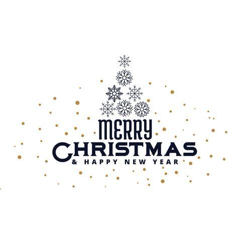 Jul hälsningskort design bakgrund