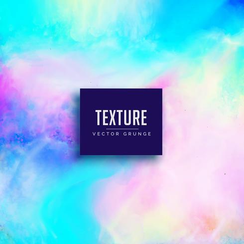 elegante aquarel textuur vector achtergrond
