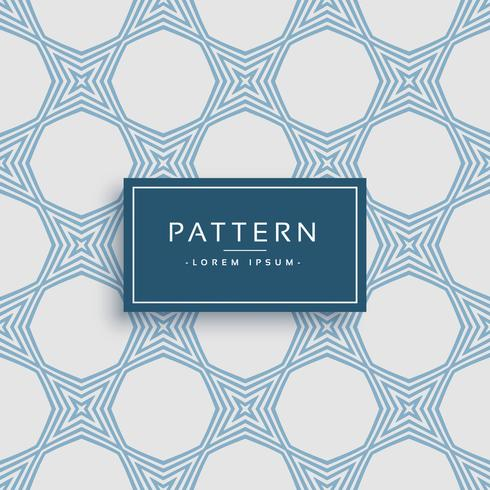 geometric lines pattern background illustration