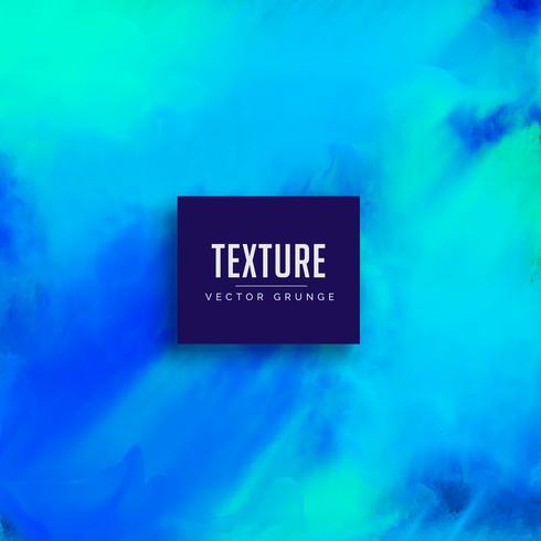 Projeto azul do fundo da textura da aguarela
