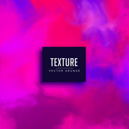 vibrerande rosa abstrakt vattenfärg bakgrundsdesign