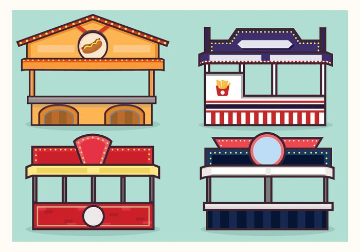 Concessions Vector Pack