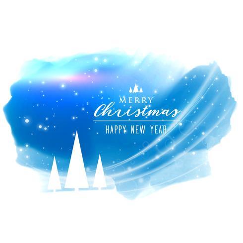 Resumen feliz Navidad fondo con efecto de luz